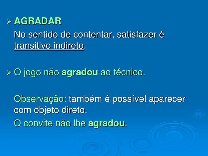 AGRADAR