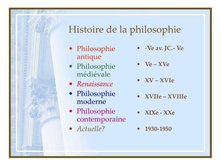 Philosophie antique