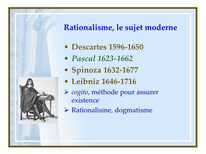 Rationalisme,