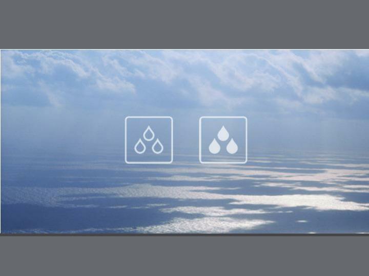 Icon: Befeuchten/Entfeuchten