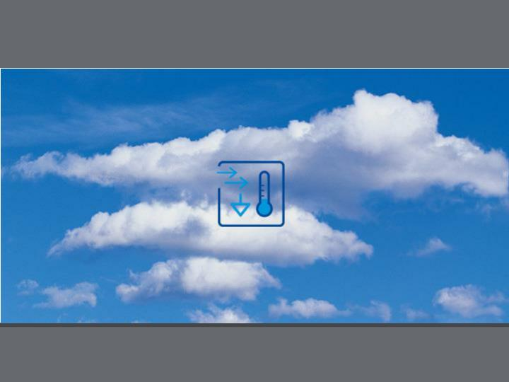 Icon: Freie Kühlung