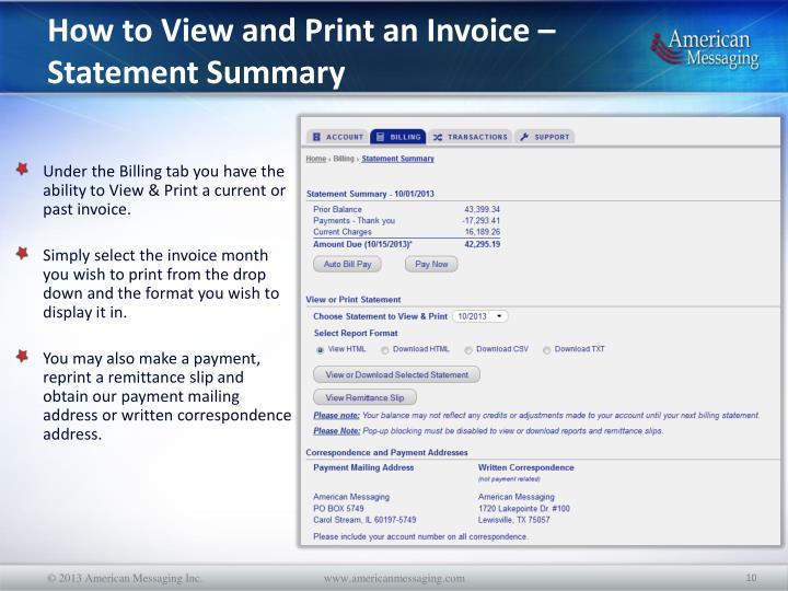Rbc payment mailing address book