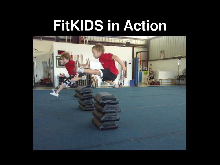 FitKIDS in Action