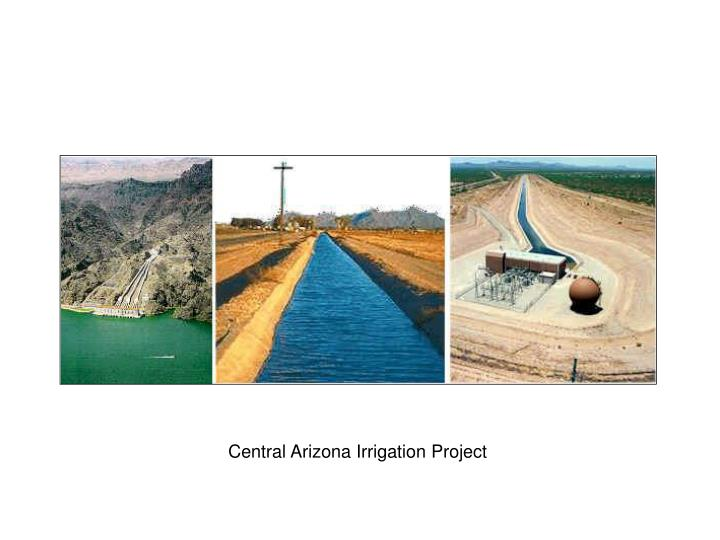 Central Arizona Irrigation Project