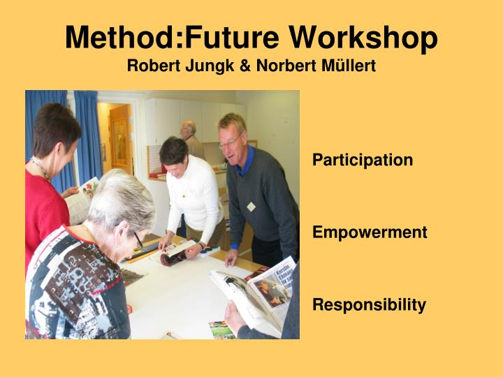 Method:Future Workshop