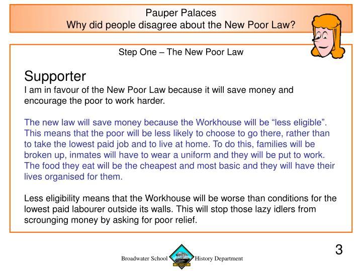 Pauper Palaces