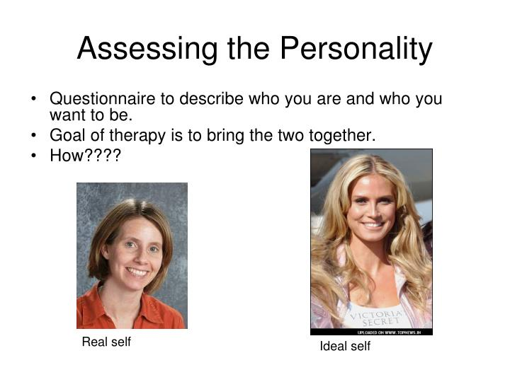 Assessing the Personality