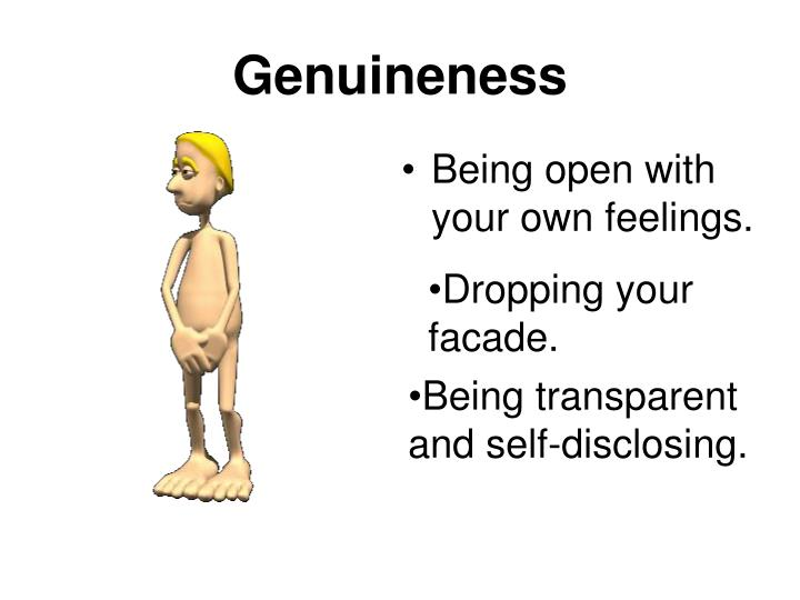 Genuineness