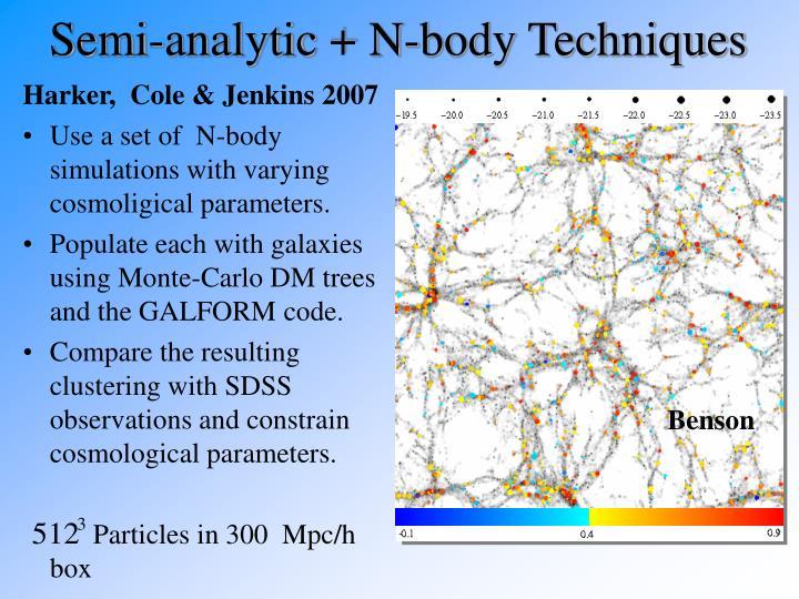 Semi-analytic
