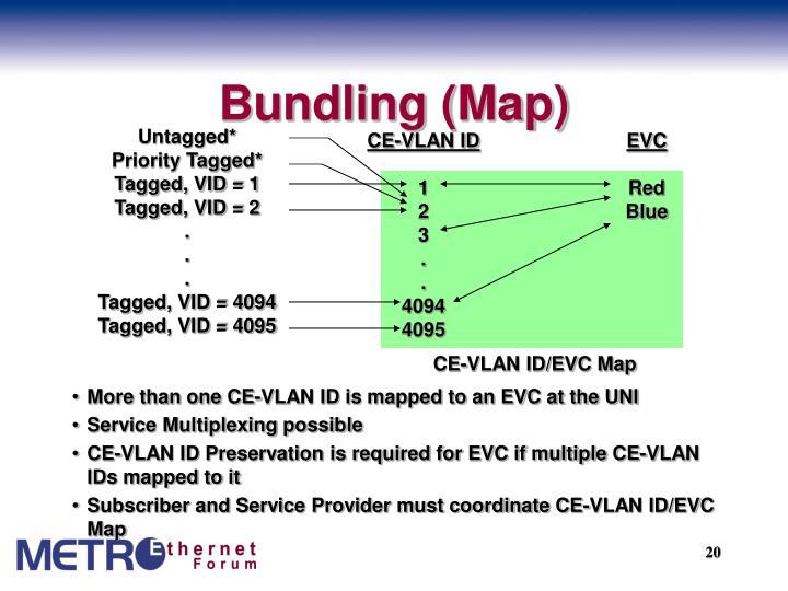Bundling (Map)