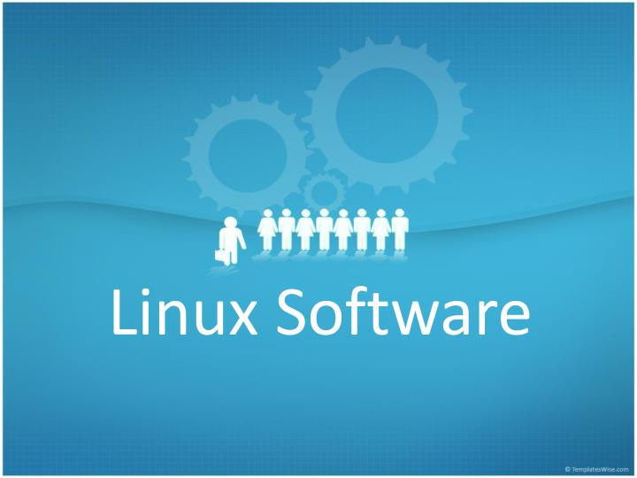 Linux Software