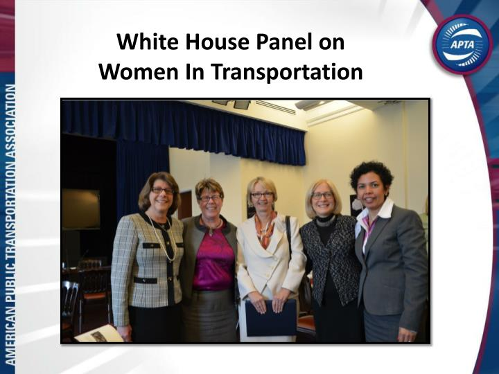 White House Panel on