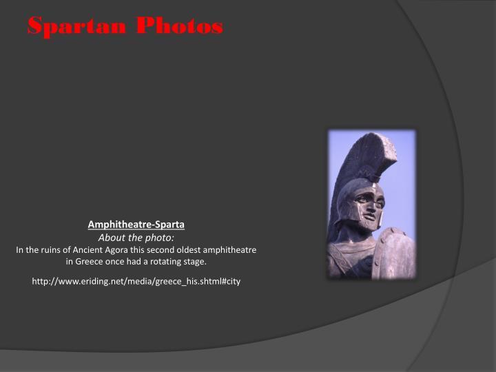 Spartan Photos