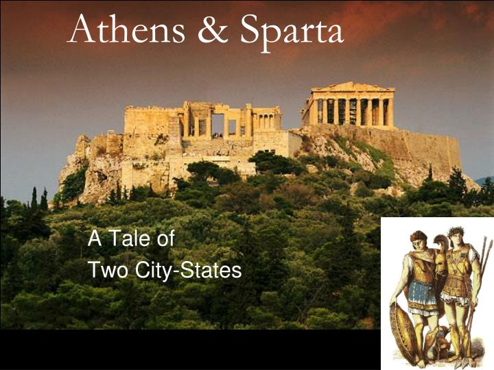 the differences between athens and sparta history essay Read this history other essay and over 88,000 other research documents athens vs sparta i doubt seriously whether a man can think with full wisdom and deep convictions regarding certain.