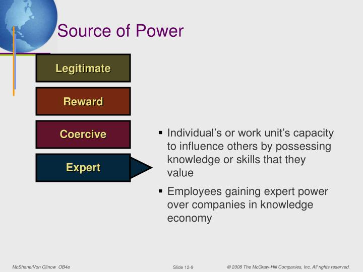 power and influence in the workplace The ability to influence others is the fundamental skill that leaders must master   are skilled at influencing others recognize and cultivate the power of networks.