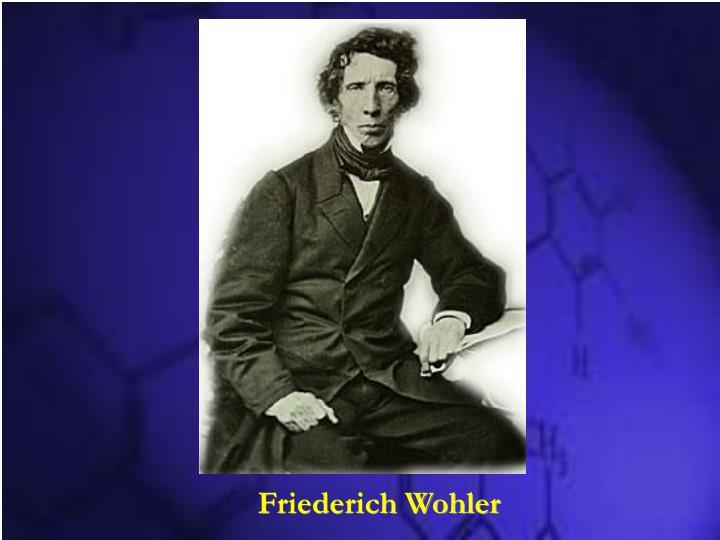 Friederich Wohler