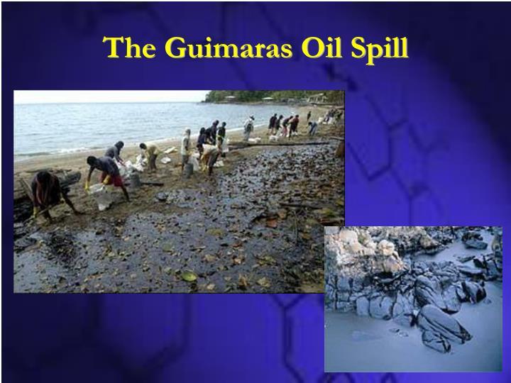 The Guimaras Oil Spill