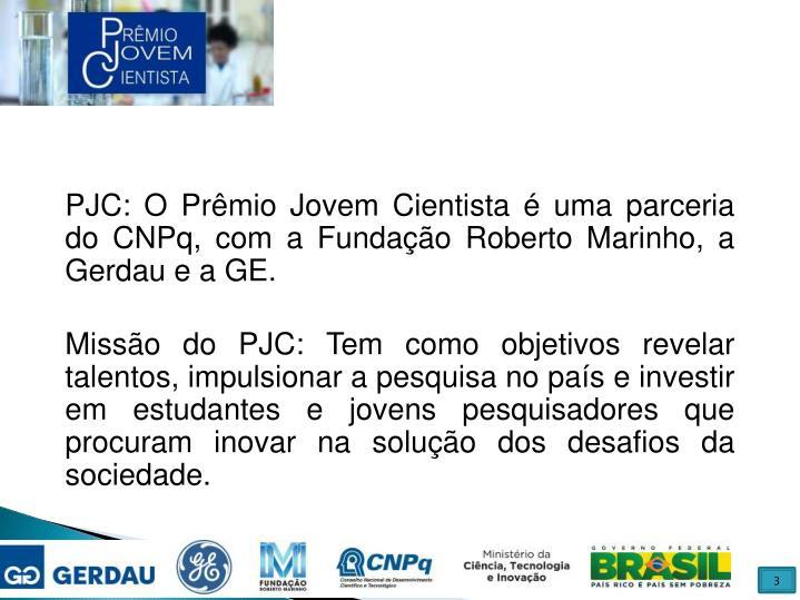 PJC: O