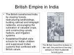 british empire in india2