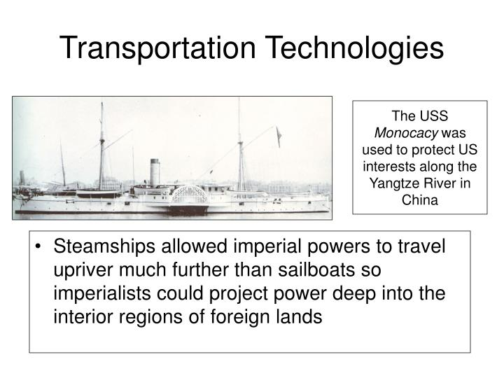 Transportation Technologies
