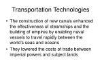 transportation technologies1
