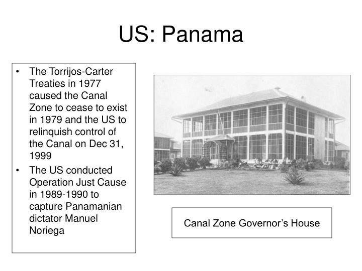 US: Panama