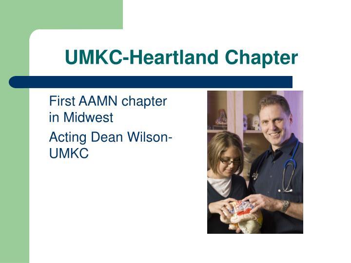 UMKC-Heartland Chapter