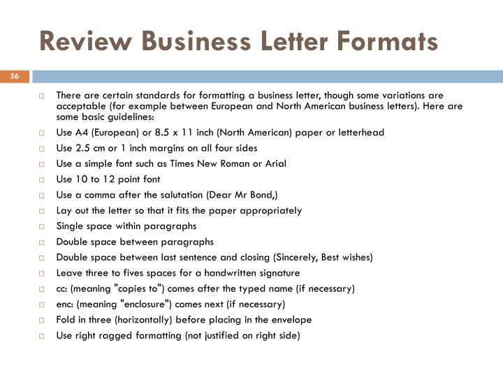 Review Business