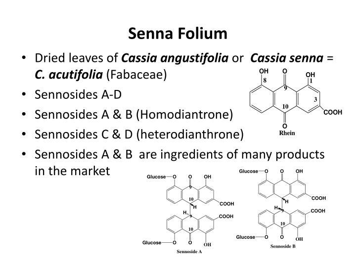 Senna Folium