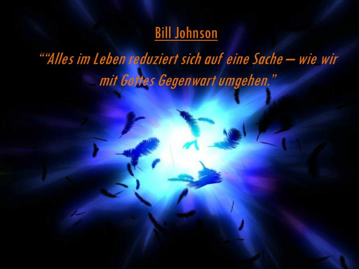 Bill Johnson