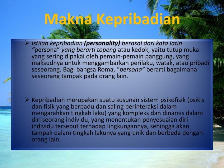 Makna