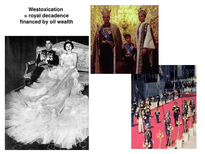 Westoxication
