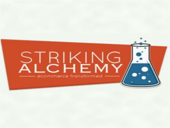 Striking alchemy portfolio