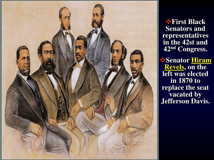 Black Congressmen