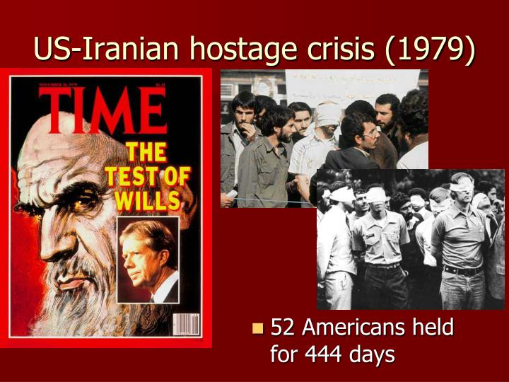 US-Iranian hostage crisis (1979)