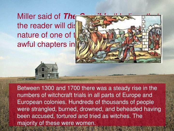Miller said of