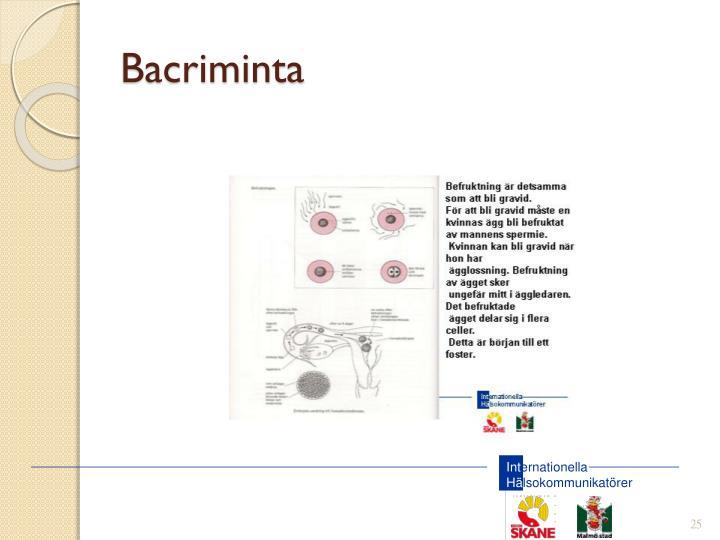 Bacriminta