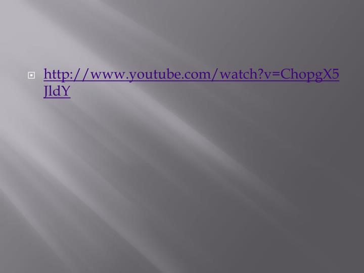 http://www.youtube.com/watch?v=ChopgX5JldY