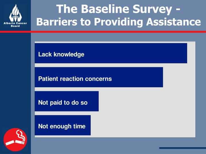 The Baseline Survey -