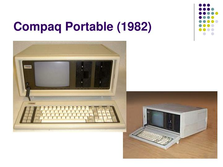 Compaq Portable (1982)