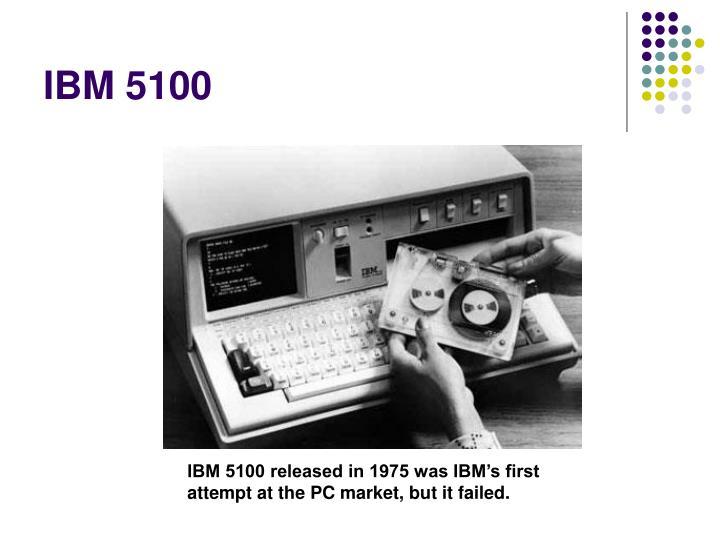 IBM 5100