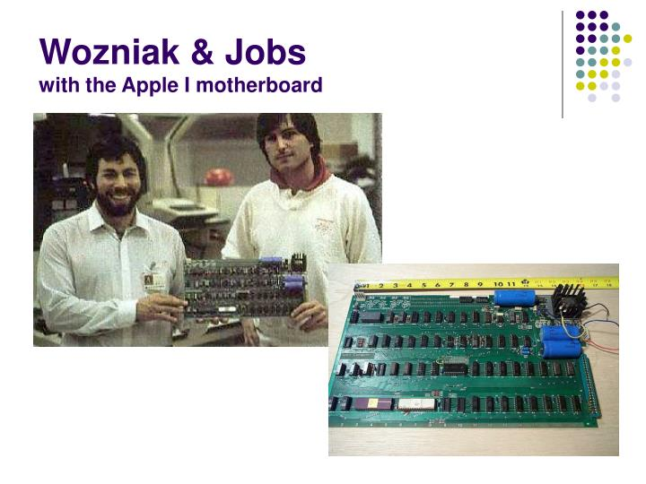 Wozniak & Jobs