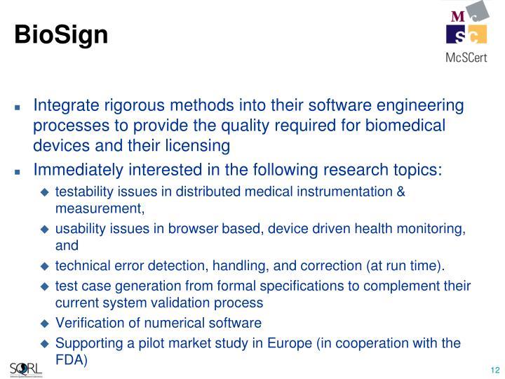BioSign