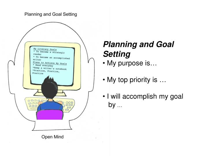 Planning and Goal Setting