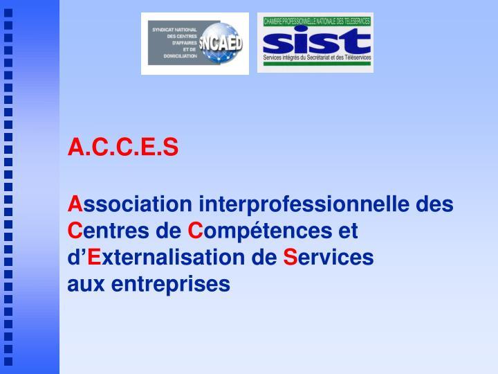 A.C.C.E.S