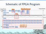 schematic of fpga program