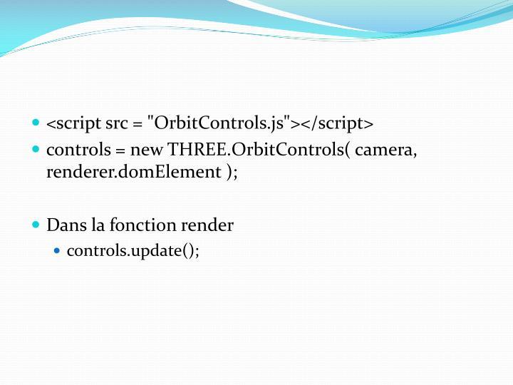 <script