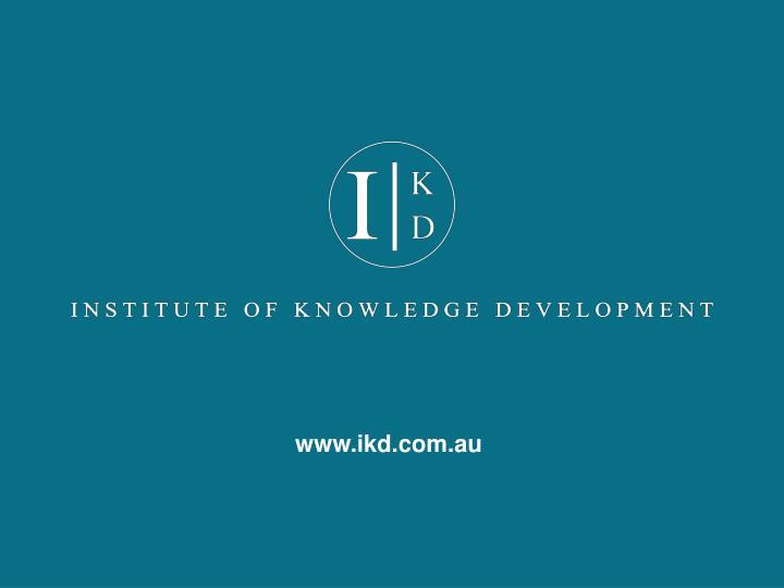 www.ikd.com.au
