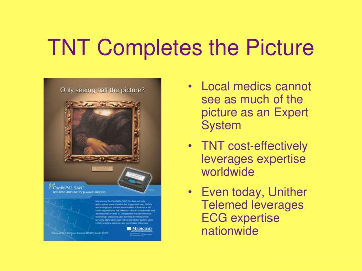 TNT Completes the Picture