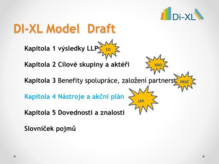 DI-XL Model  Draft